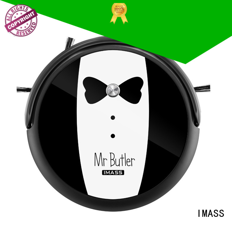 IMASS automatic vacuum cleaner room sweeper for housewifery