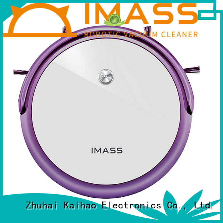 IMASS silent robot vacuum and mop high-quality for housework