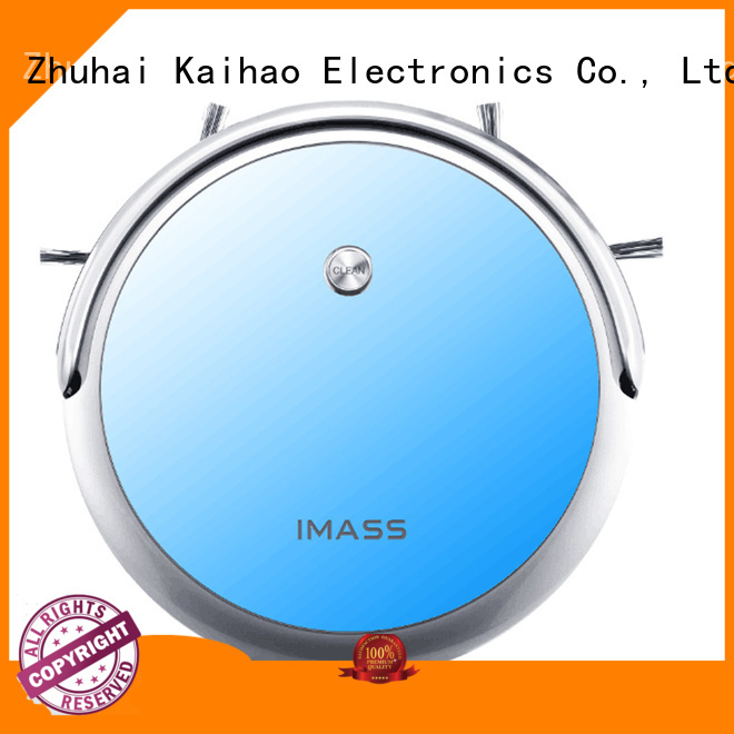 IMASS hardwood robotic vacuum cleaner cleaning for housework