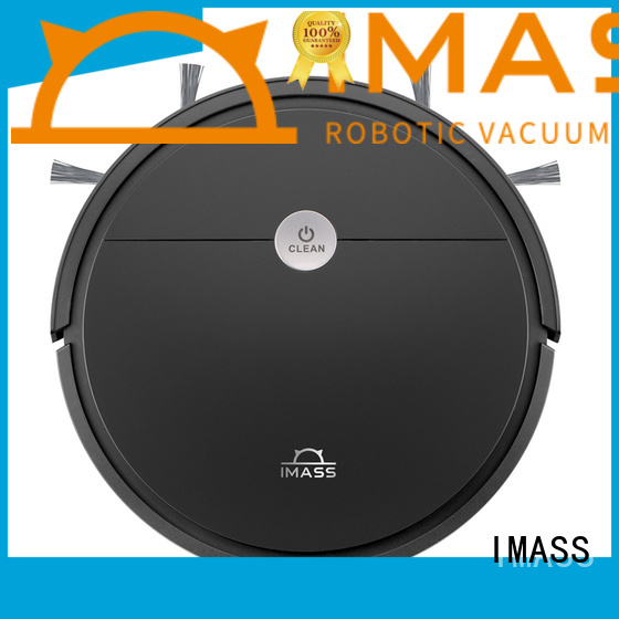 IMASS robot vacuum mapping factory price for women