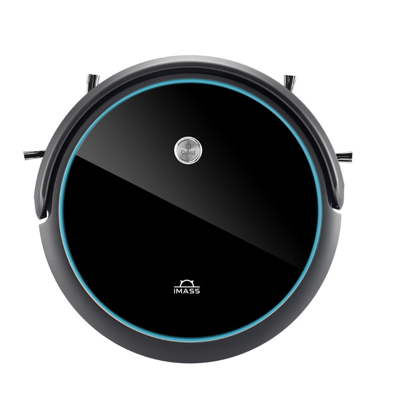 Good Quality Anti-Fall Wet And Dry Mop Water Tank Function Robot Vacuum Cleaner For Home Use