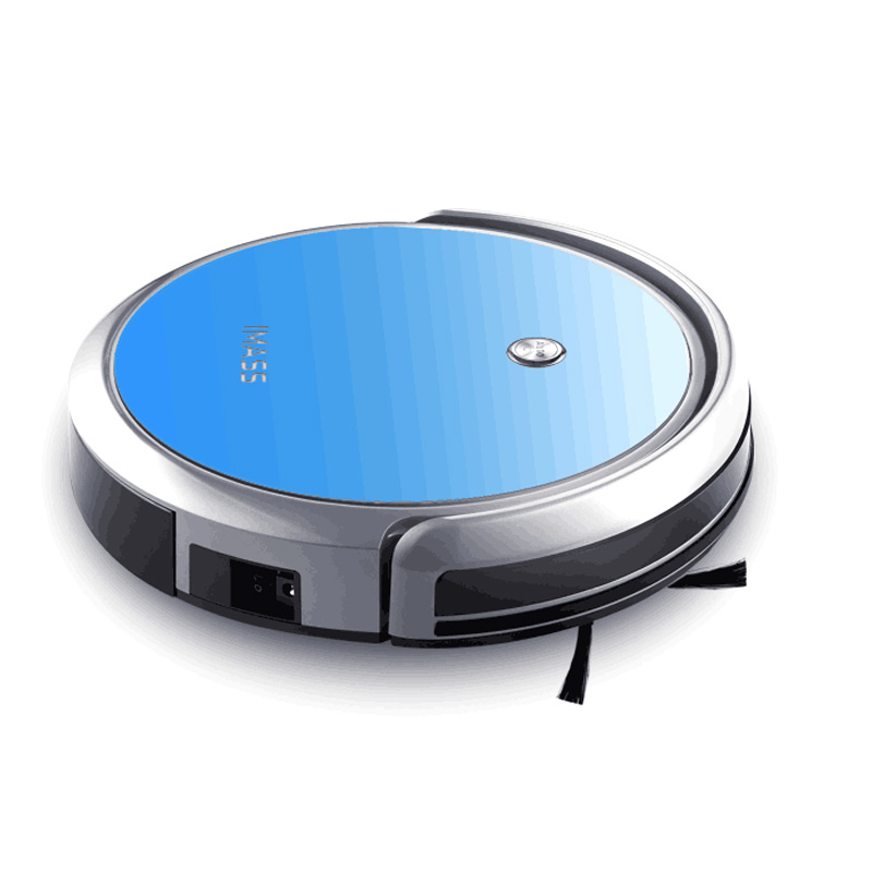 automatic robot vacuum mapping low-noise for women-2