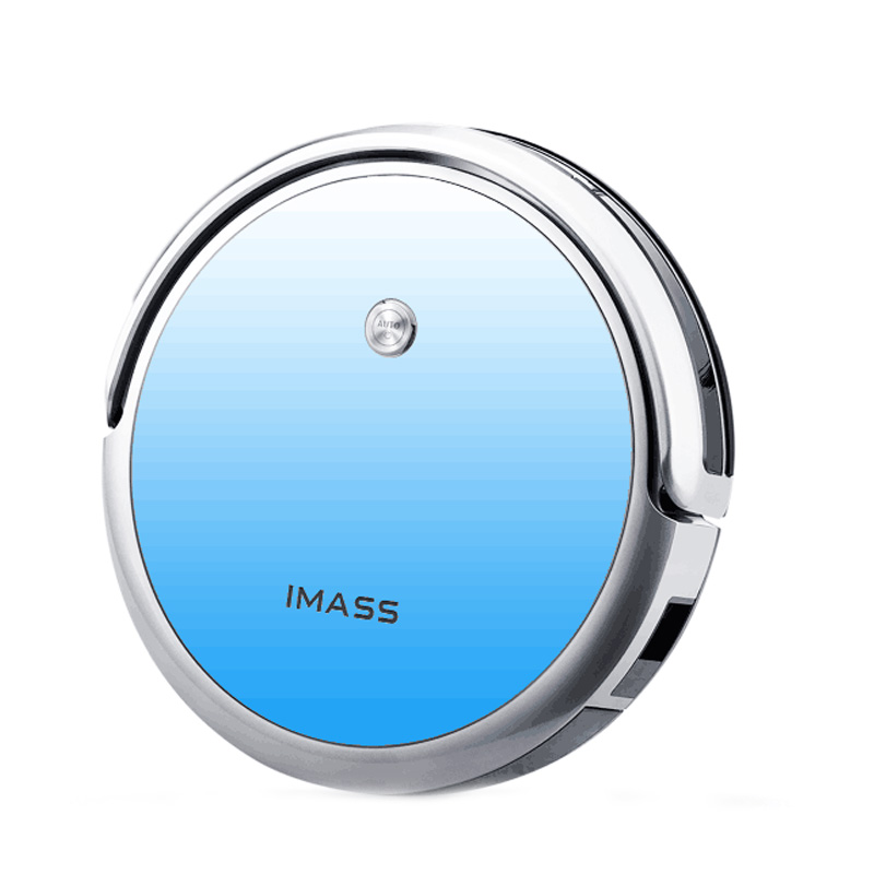 automatic robot vacuum mapping low-noise for women-1