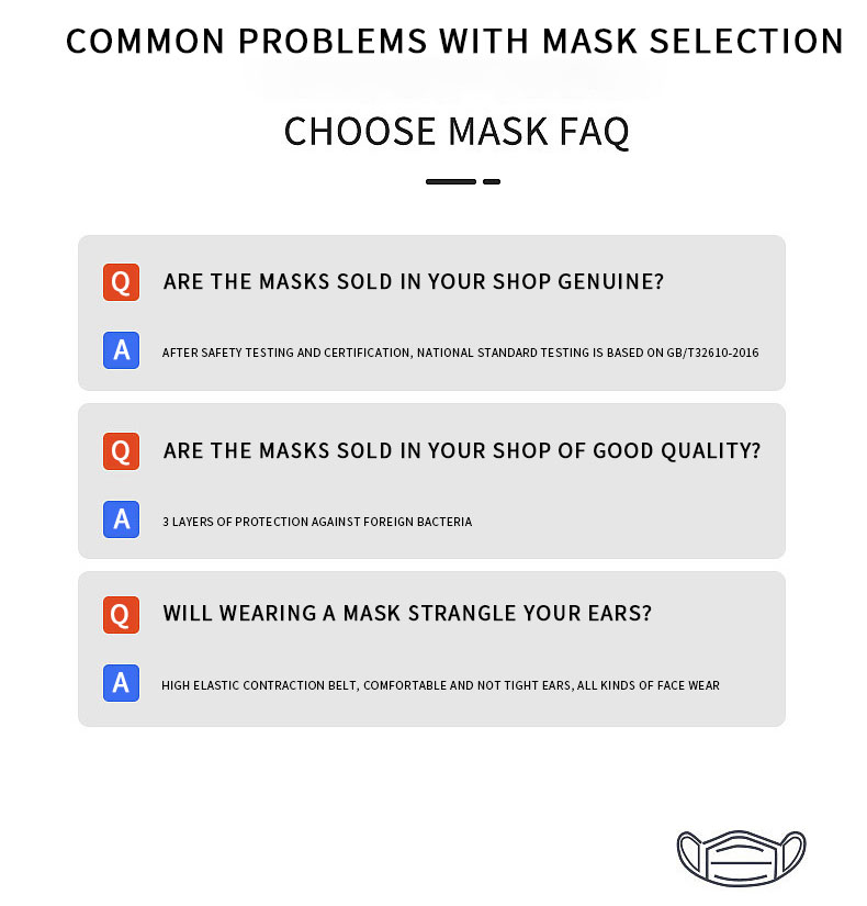 earloop face mask best factory price fast delivery-2