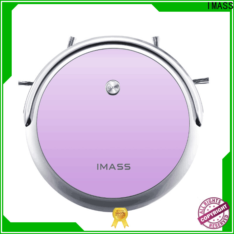IMASS automatic clean robot automatic cleaner free design for women