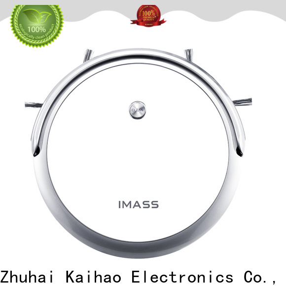 IMASS automatic best robot vacuum for hardwood floors room sweeper for housewifery