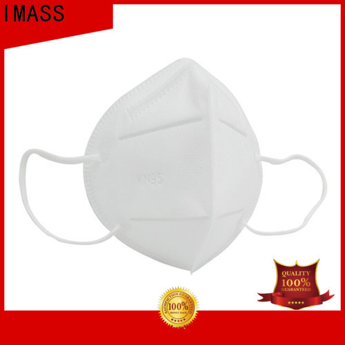IMASS earloop face mask custom fast delivery