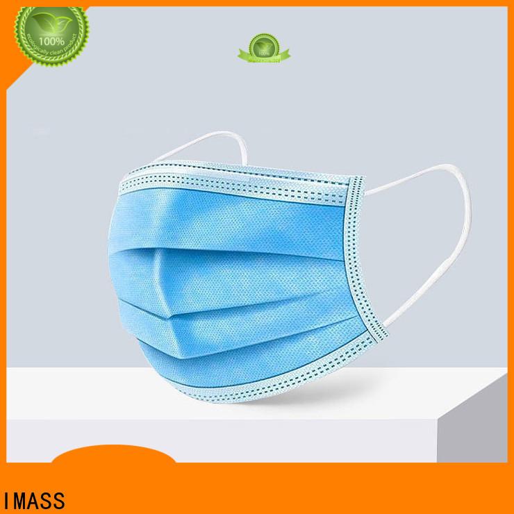 IMASS lab masks custom manufacturer
