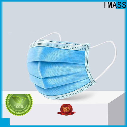 IMASS free sample custom mouth mask best factory price manufacturing