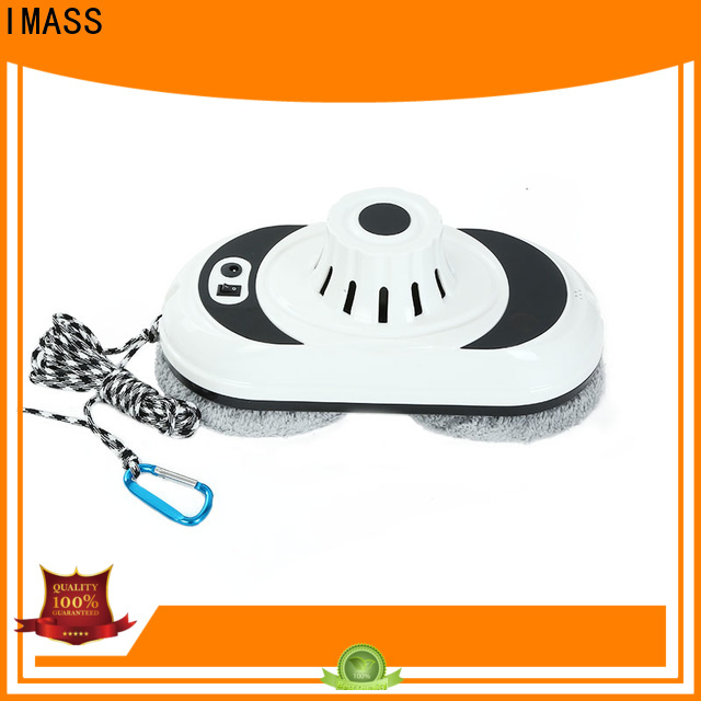 IMASS electric window cleaner for wholesale for anti-theft