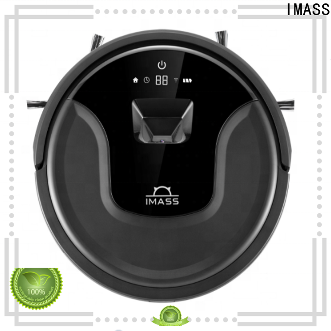IMASS mobile clean smart robot vacuum remote for market