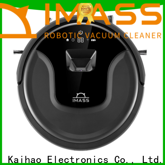 IMASS clean smart robot vacuum wet and dry for market