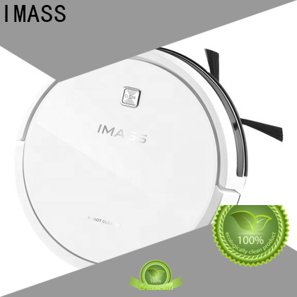 IMASS remote control vacuum cleaner robot low-cost with unique handle