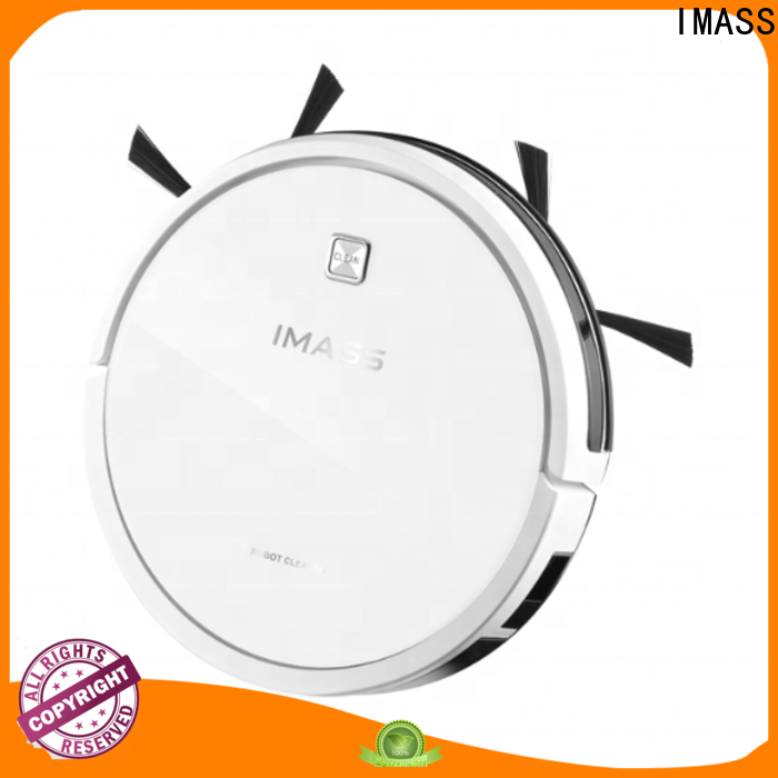 IMASS easy-operation mini robot vacuum factory for toliet