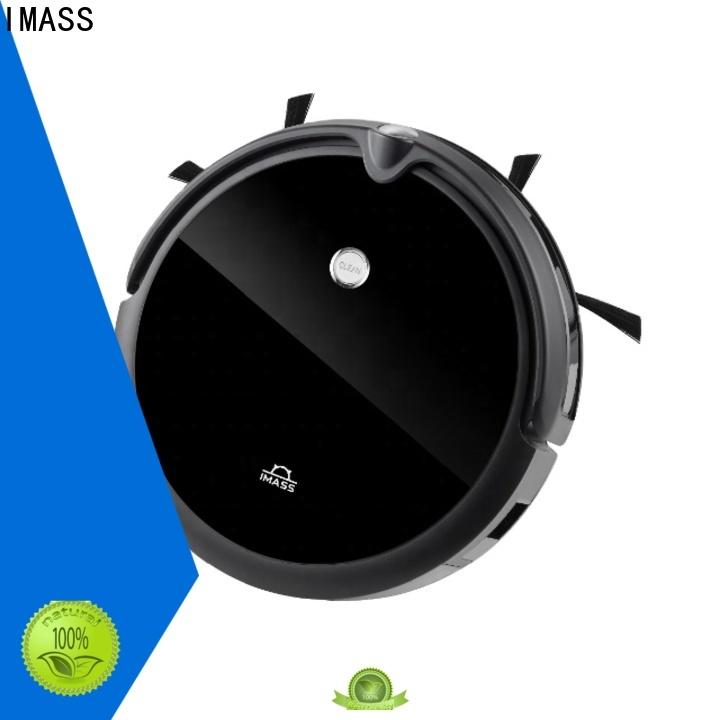 IMASS mini smart robot vacuum cleaner factory price for dog hair