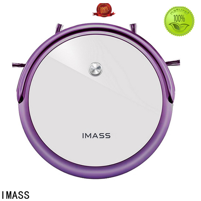 IMASS best robot vacuum for pet hair free design for women