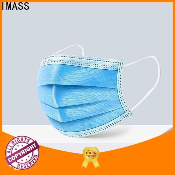 IMASS earloop face mask supplier manufacturing