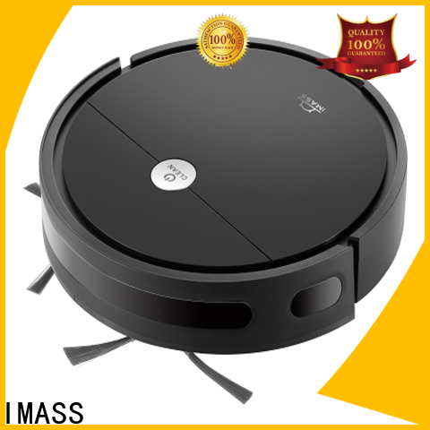 IMASS best robotic vacuum cleaners effective for fresh room