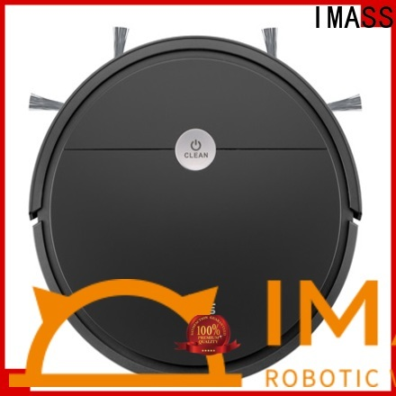 IMASS camera best rated robotic vacuum effective for floor care