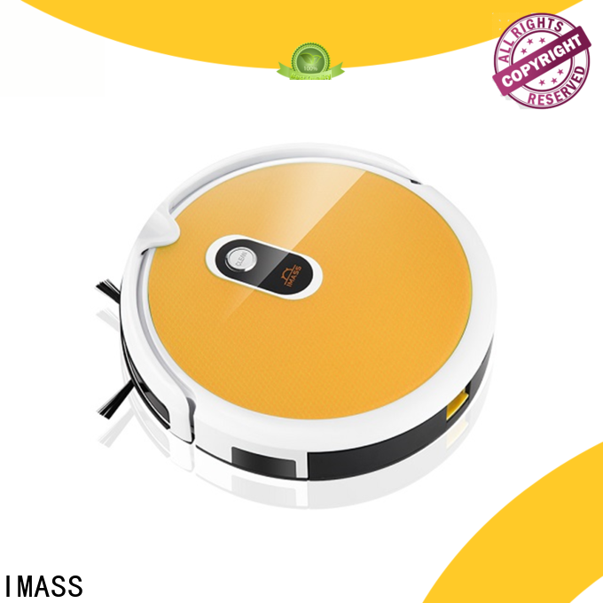 IMASS compare robotic vacuum cleaners different for path