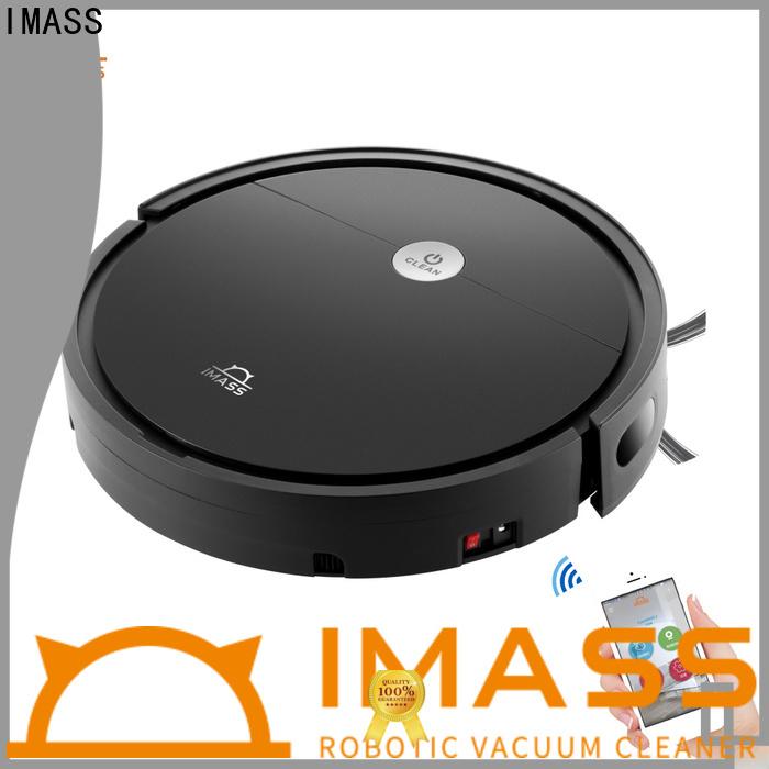 IMASS camera best robotic vacuum cleaners necessary for floor care