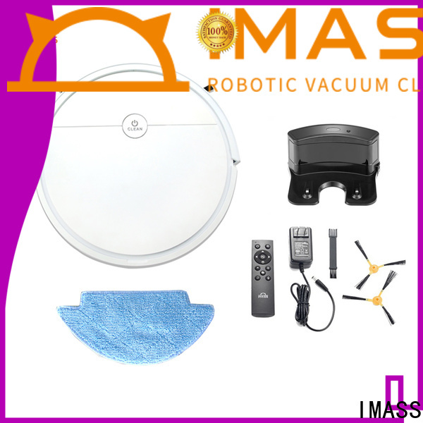 IMASS long lasting best robotic vacuum cleaners handy for large area
