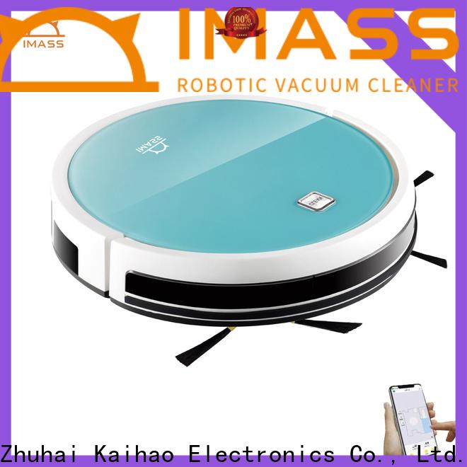 IMASS great shape best chinese robot vacuum quiet for kichen