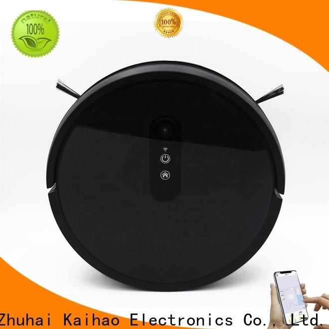 newest robot vacuum manufacturers wifi for parquet