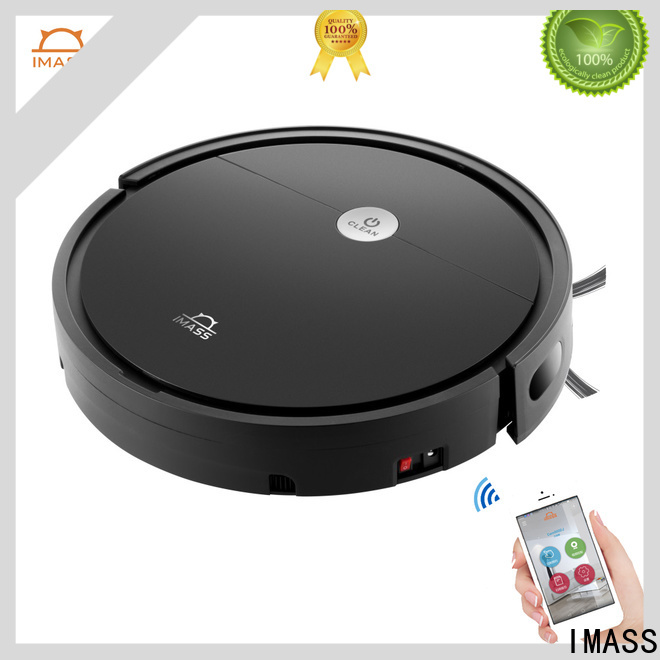 IMASS camera best robotic vacuum cleaners handy for large area