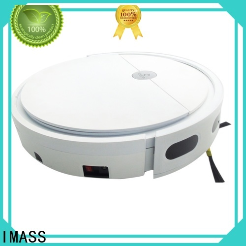 IMASS best robotic vacuum cleaners handy for large area