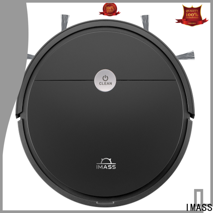 IMASS long lasting best rated robotic vacuum effective for floor care