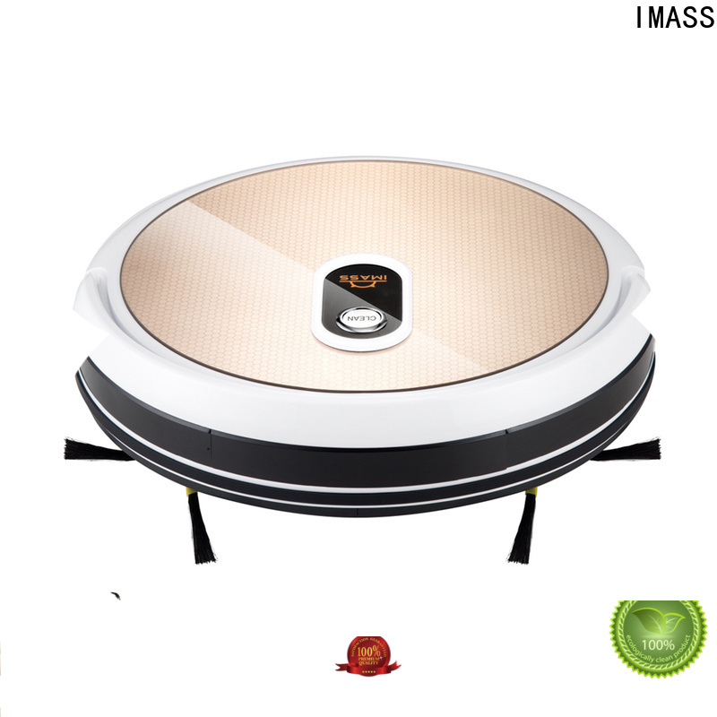 IMASS self moving vacuum cleaner flat surface for store
