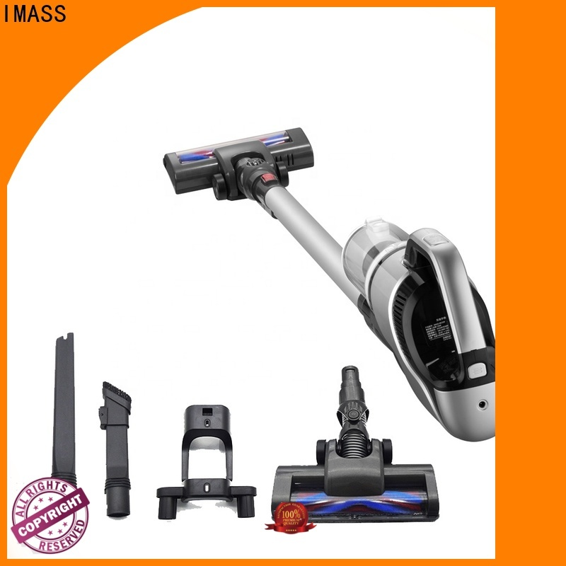 IMASS long range robot vacuum laser mapping good quality for glass