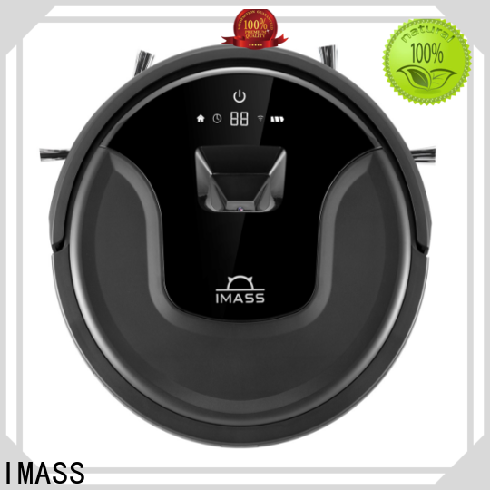 IMASS mobile smart floor cleaning robot remote for sweeping