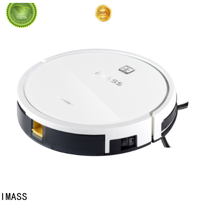 IMASS remote floor sweeper low-cost for outdoor