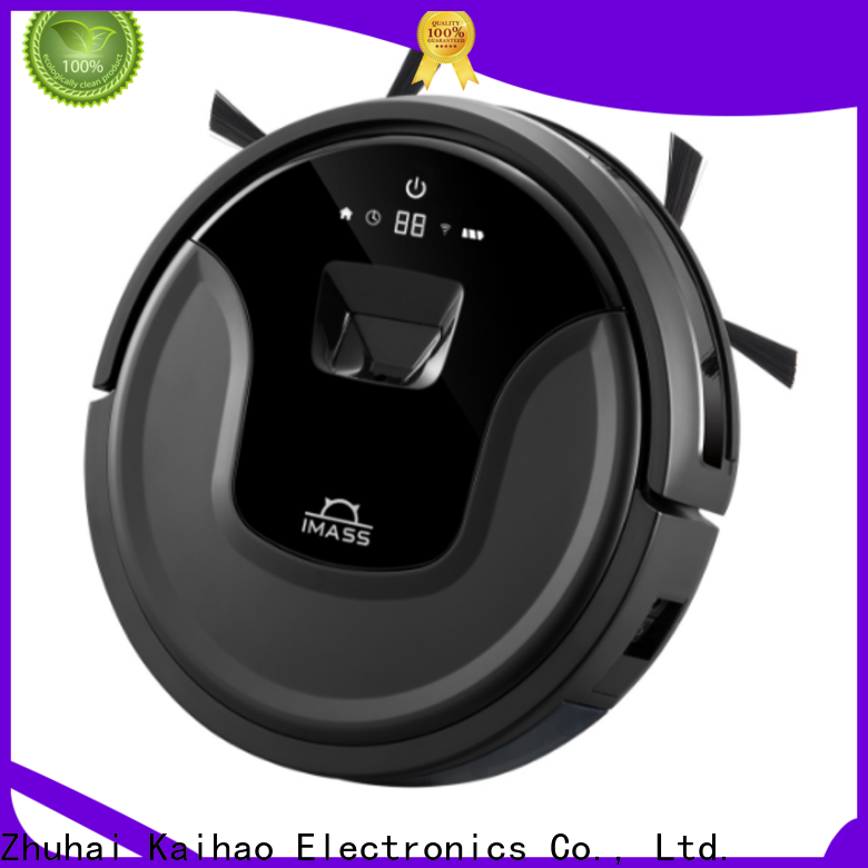 IMASS clean smart robot vacuum wet and dry for sweeping