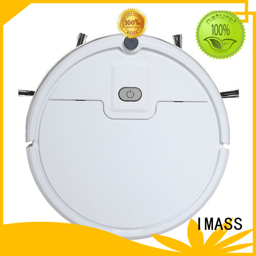 IMASS robot vacuum for carpet cleaning for housewifery