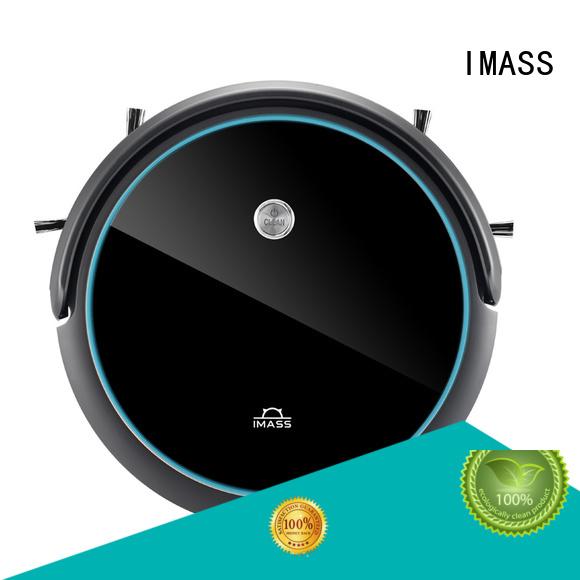 IMASS silent cheap robot vacuum room sweeper house appliance
