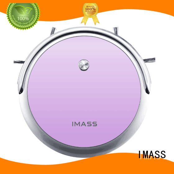 IMASS robot automatic vacuum factory price for housewifery
