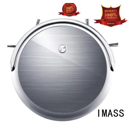IMASS silent floor sweeper robot free design house appliance