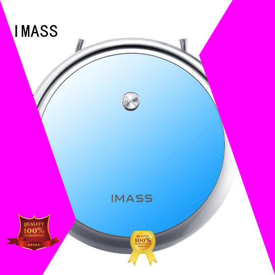 IMASS silent best cheap robot vacuum for hardwood for housework