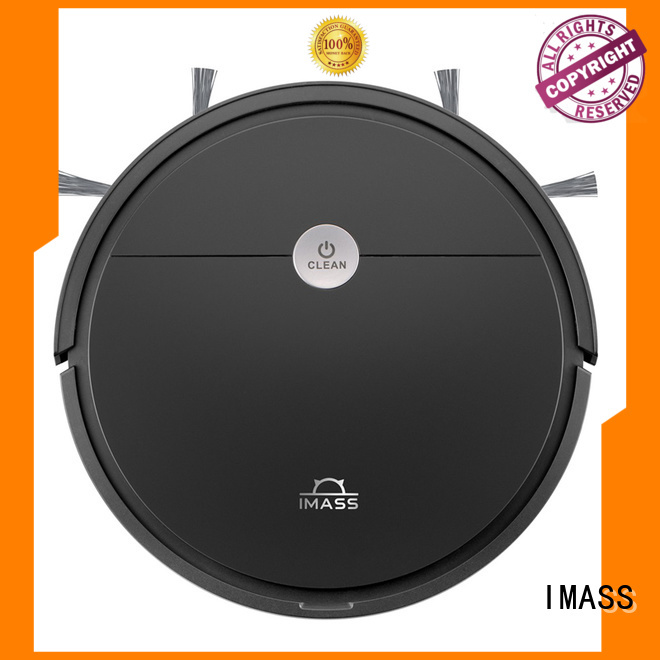 IMASS automatic robot vacuum reviews bulk production house appliance