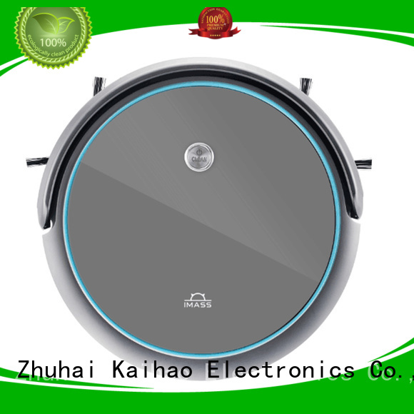 IMASS floor smart robot vacuum free design for housework