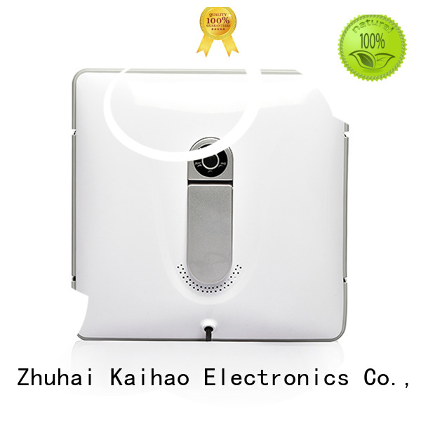 home cleaning robot with unique handle IMASS