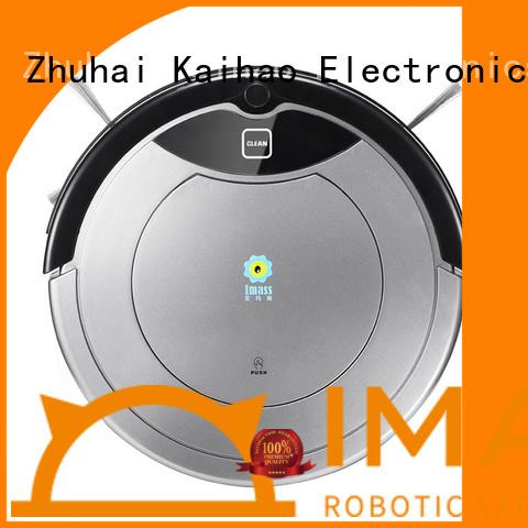 IMASS pet robotic vacuum room sweeper for women