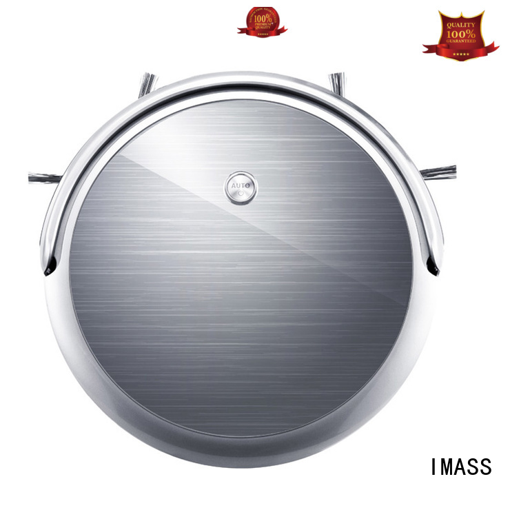 IMASS best robot vacuum for pets for hardwood for housewifery