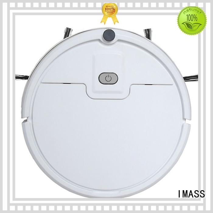 IMASS the best robot vacuum room sweeper for women