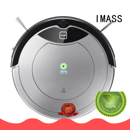 automatic robotic vacuum cleaner cleaning house appliance