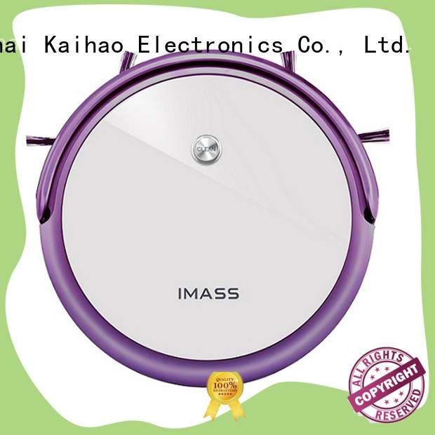 IMASS cleaning robot vacuum for hardwood floors factory price for women