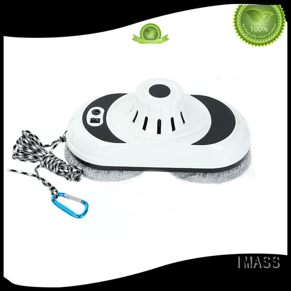 IMASS electric window cleaner personalized voice customization at discount